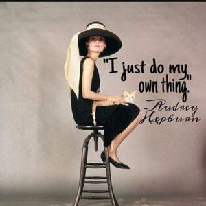 Other - Audrey Hepburn Quotes